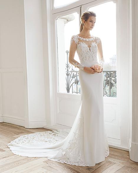 EDMOND Wedding                                          dress by Aire Barcelona Bridal