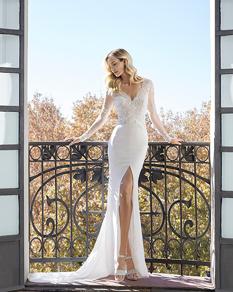 ELECTRA Wedding                                          dress by Aire Barcelona Bridal