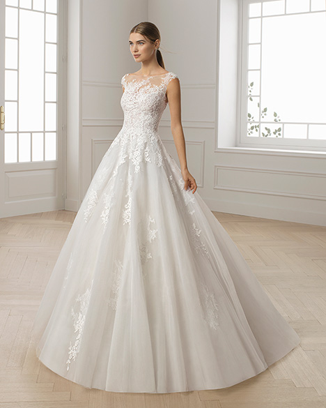 ERVIN Wedding                                          dress by Aire Barcelona Bridal