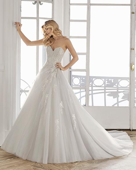 EBANO Wedding                                          dress by Aire Barcelona Bridal