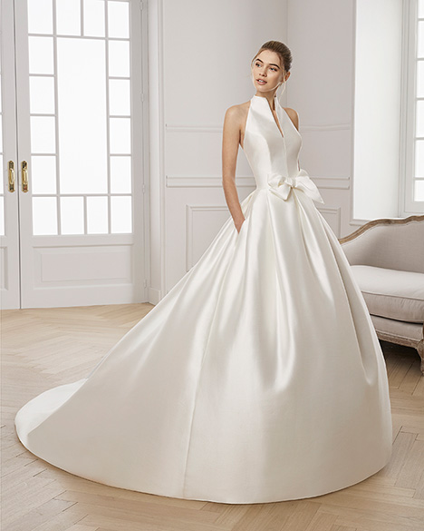 EGAN Wedding                                          dress by Aire Barcelona Bridal