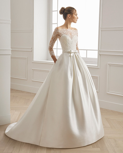 EDESIA Wedding dress by Aire Barcelona Bridal