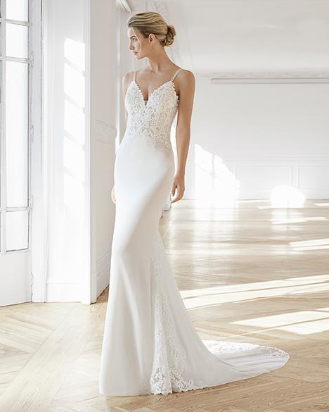 EDIL Wedding                                          dress by Aire Barcelona Bridal