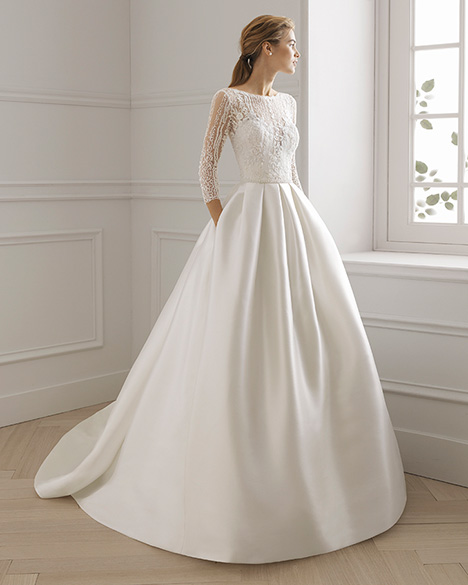 EGEA Wedding dress by Aire Barcelona Bridal