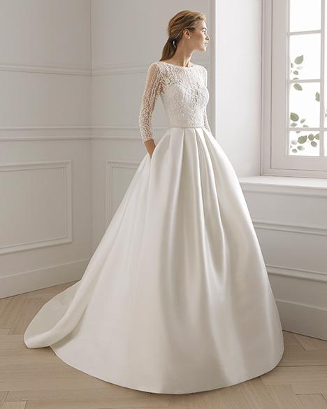 EGEA Wedding                                          dress by Aire Barcelona Bridal
