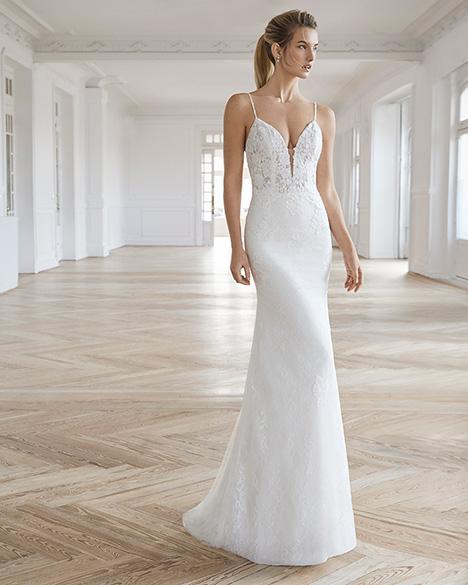 ELAIA (2) Wedding                                          dress by Aire Barcelona Bridal