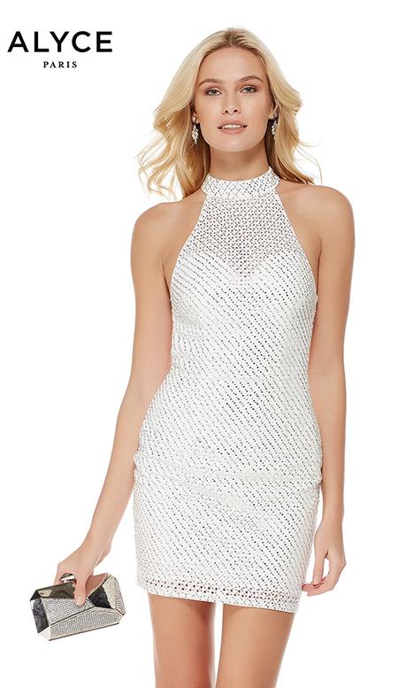 2654 Prom                                             dress by Alyce Paris: Semi Formal