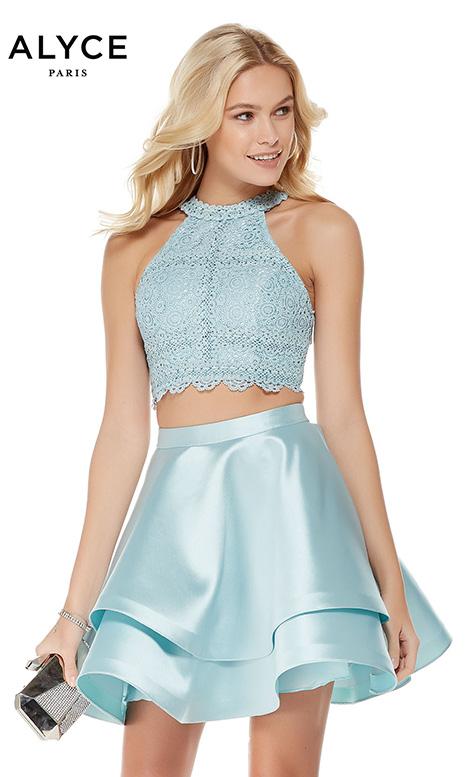 2662 Prom                                             dress by Alyce Paris: Semi Formal