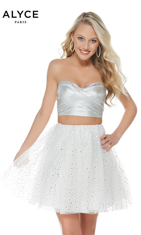 130 Prom                                             dress by Alyce Paris: Semi Formal