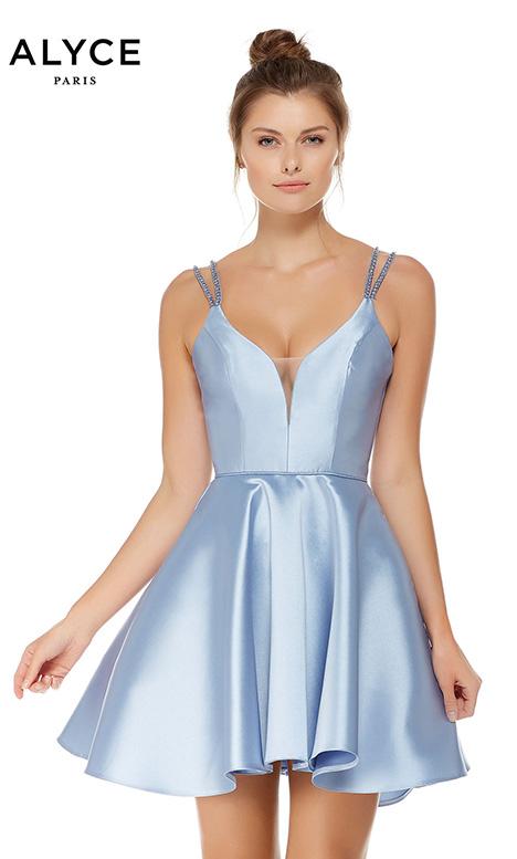 3769 Prom                                             dress by Alyce Paris: Semi Formal
