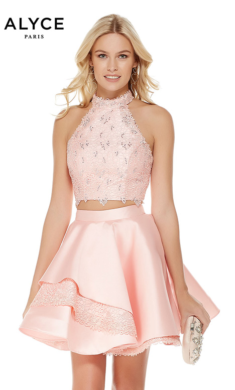 3811 Prom                                             dress by Alyce Paris: Semi Formal