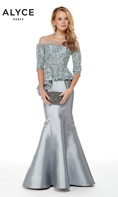 27002 Mother of the Bride                              dress by Alyce Paris: JDL Collection