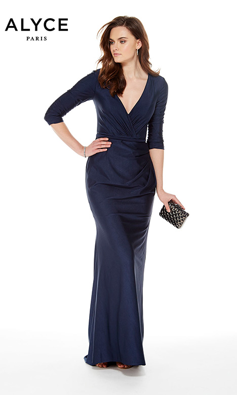 27015 Mother of the Bride                              dress by Alyce Paris: JDL Collection