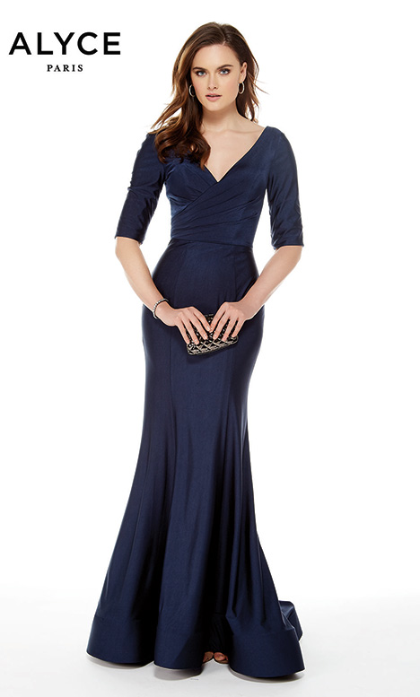 27016 Mother of the Bride                              dress by Alyce Paris: JDL Collection
