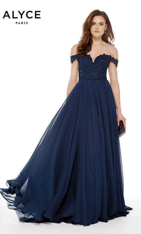 27018 Mother of the Bride                              dress by Alyce Paris: JDL Collection