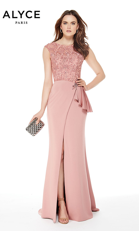 27024 Mother of the Bride                              dress by Alyce Paris: JDL Collection