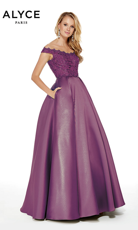 27037 Mother of the Bride                              dress by Alyce Paris: JDL Collection