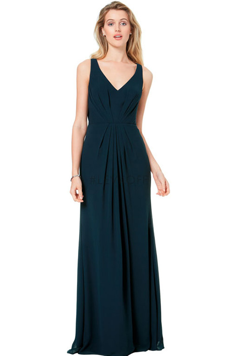 7031 Bridesmaids                                      dress by #Levkoff Bridesmaids