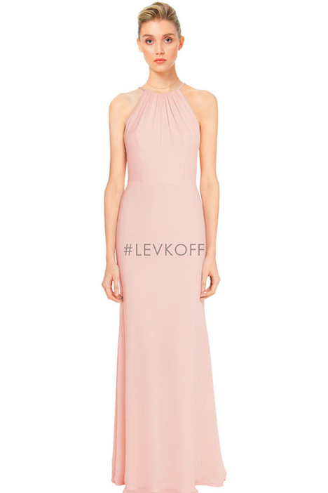 7032 Bridesmaids                                      dress by #Levkoff Bridesmaids