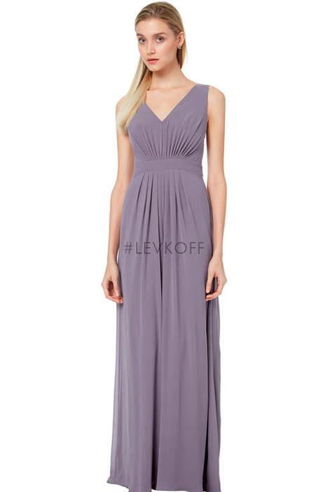 7033 Bridesmaids                                      dress by #Levkoff Bridesmaids