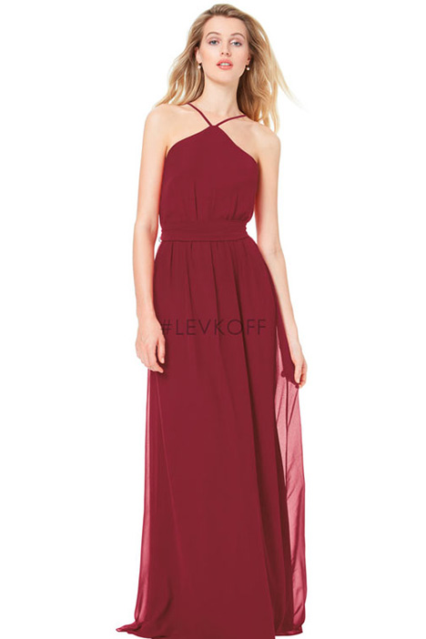 7036 Bridesmaids                                      dress by Bill Levkoff Bridesmaids