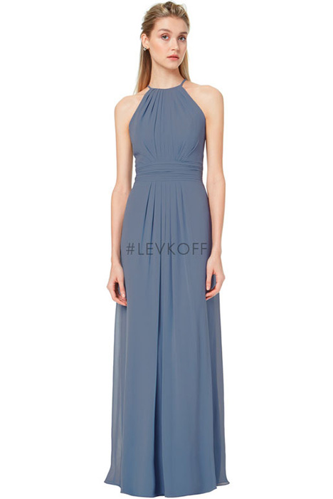 7042 Bridesmaids                                      dress by #Levkoff Bridesmaids