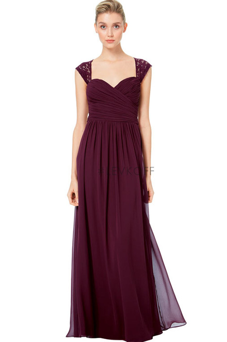 7045 Bridesmaids                                      dress by #Levkoff Bridesmaids