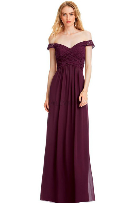 7050 Bridesmaids                                      dress by #Levkoff Bridesmaids