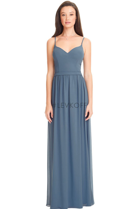 7052 Bridesmaids                                      dress by #Levkoff Bridesmaids