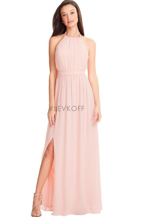 7053 Bridesmaids                                      dress by #Levkoff Bridesmaids