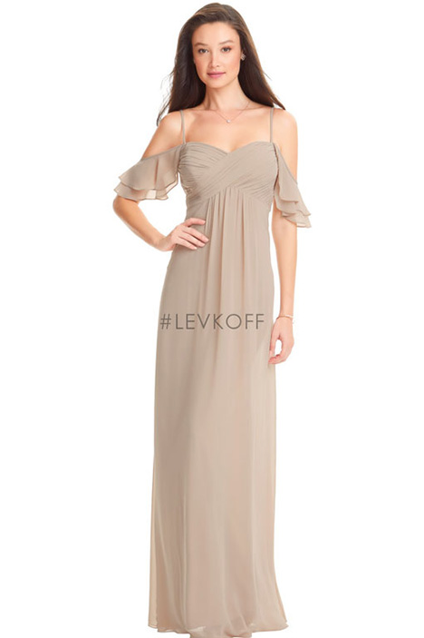 7057 Bridesmaids                                      dress by Bill Levkoff Bridesmaids