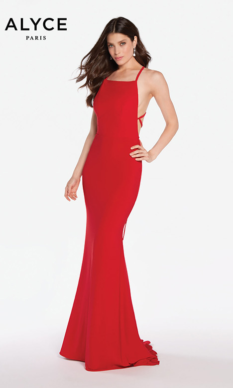 60001 Prom                                             dress by Alyce Paris