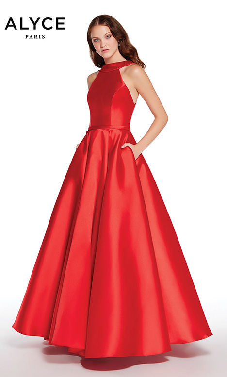 60063 Prom                                             dress by Alyce Paris