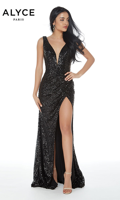 60243 Prom                                             dress by Alyce Paris