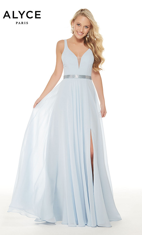 60247 Prom                                             dress by Alyce Paris