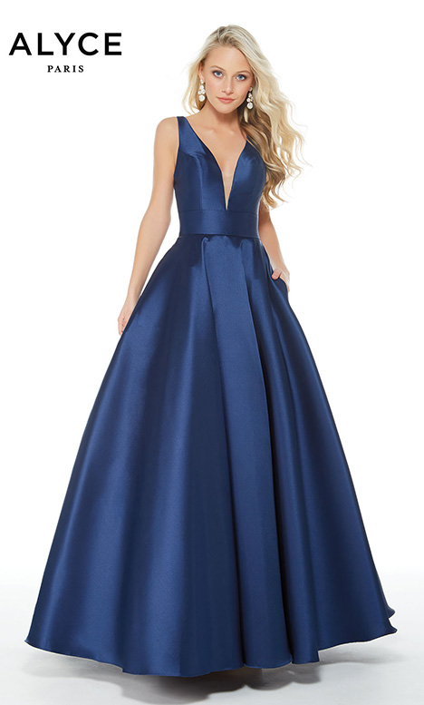 60253 Prom                                             dress by Alyce Paris