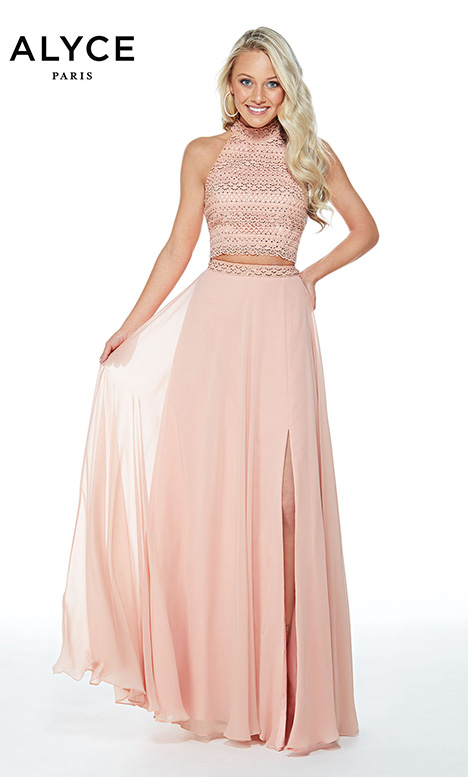 60255 Prom                                             dress by Alyce Paris