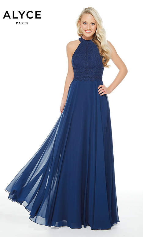 60256 Prom                                             dress by Alyce Paris