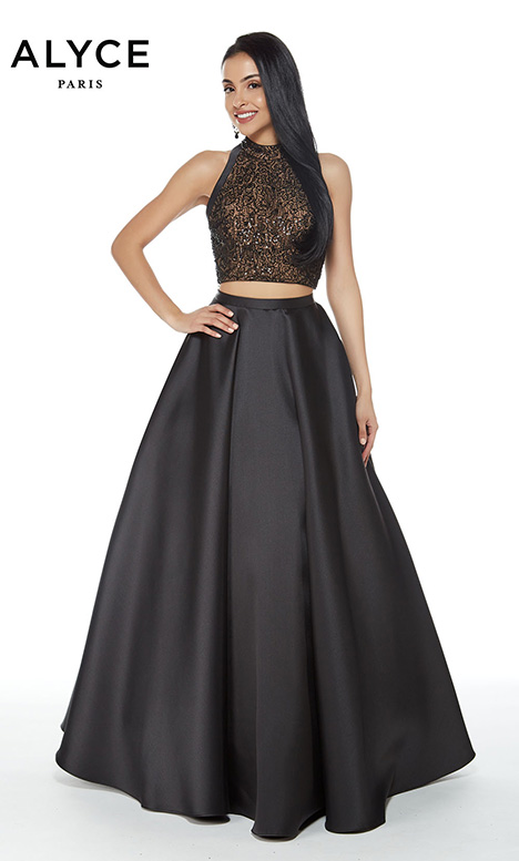 60276 Prom                                             dress by Alyce Paris
