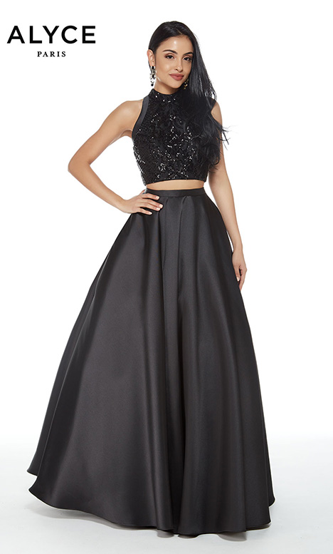 60277 Prom                                             dress by Alyce Paris