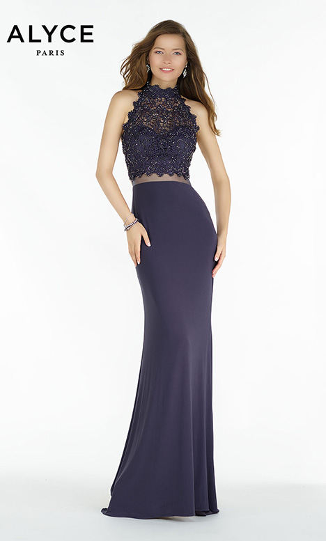 6737 Prom                                             dress by Alyce Paris