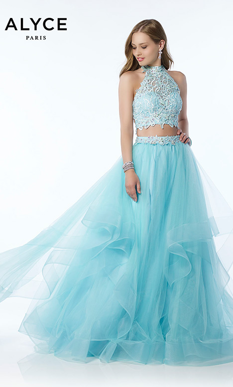 6765 Prom                                             dress by Alyce Paris