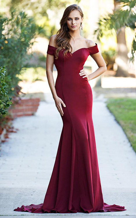 1768 Bridesmaids                                      dress by Colors Dress
