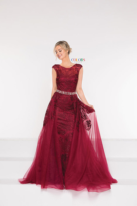 1830 Bridesmaids                                      dress by Colors Dress
