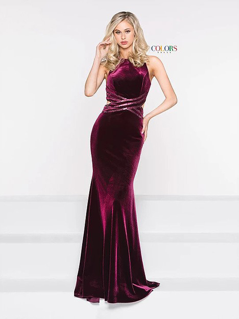 2029 Bridesmaids                                      dress by Colors Dress
