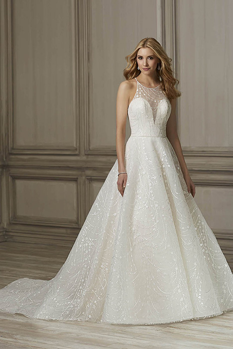 Ainsley Wedding                                          dress by Adrianna Papell