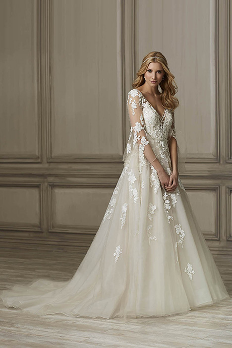 Brielle Wedding                                          dress by Adrianna Papell