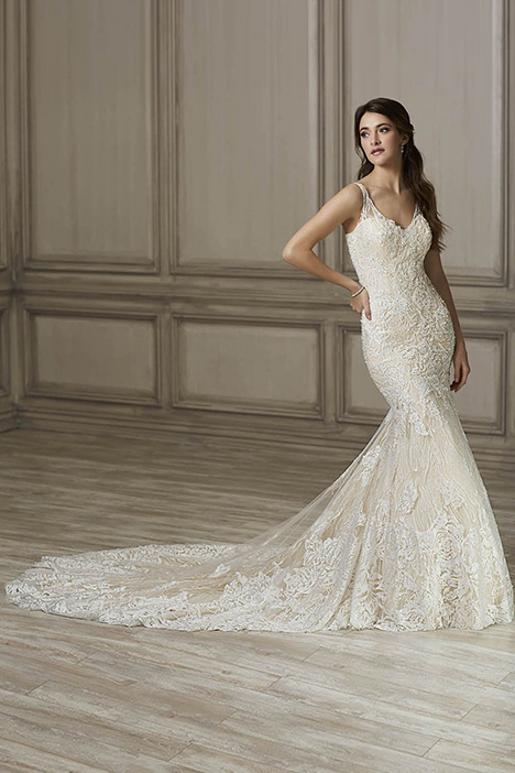 Kennedy Wedding                                          dress by Adrianna Papell