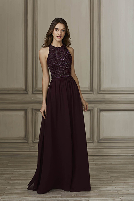 40146 Bridesmaids                                      dress by Adrianna Papell Platinum: Bridesmaids