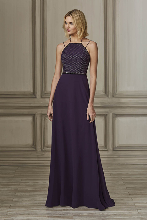 40147 Bridesmaids                                      dress by Adrianna Papell Platinum: Bridesmaids
